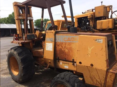 Repo Vehicle & Equipment Auction